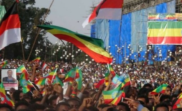 CLEARING HISTORICAL DISTORTIONS AND SAVING ETHIOPIA